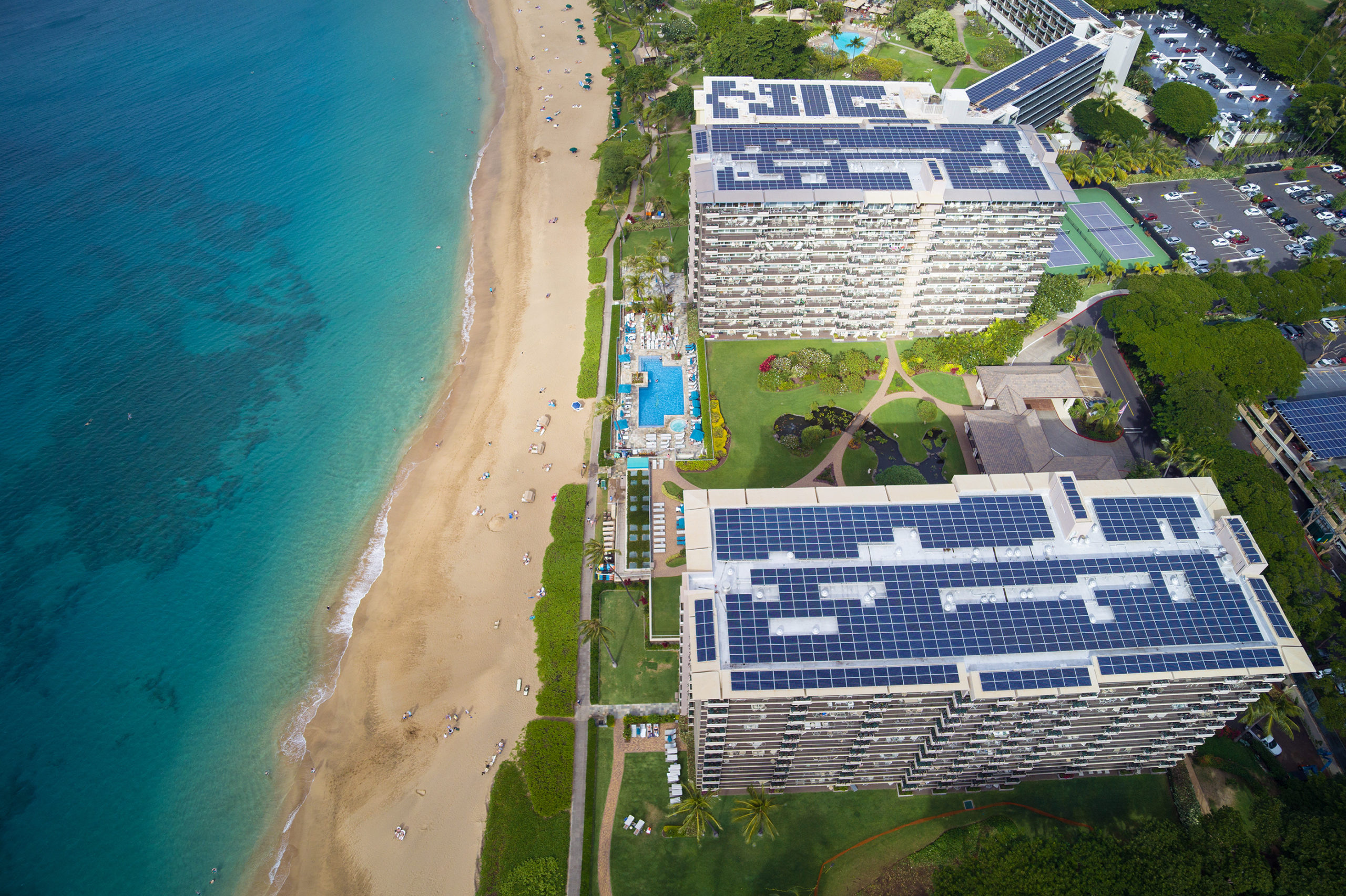 Top Oceanfront Condominiums, Kaanapali