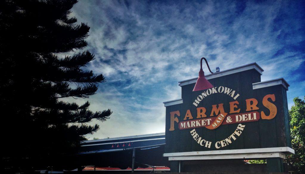 Farmers Market Maui Honokowai