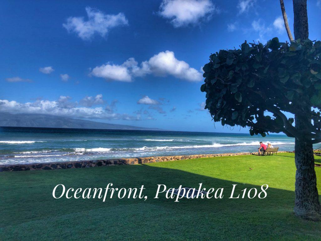 Papakea Condos, West Maui