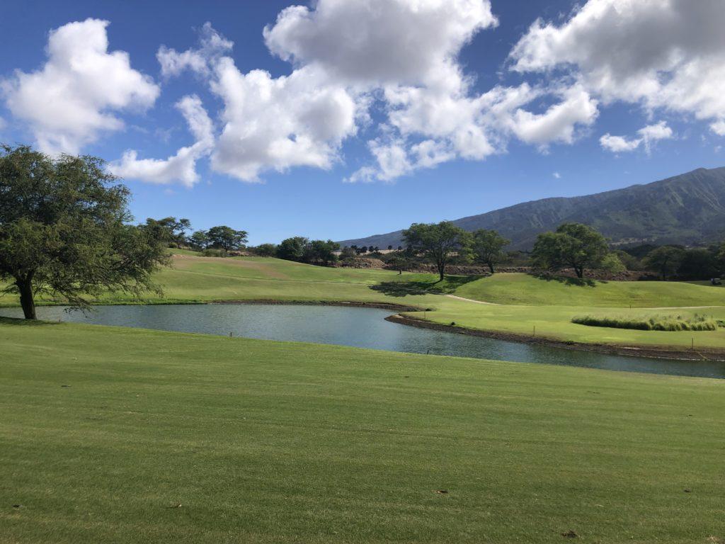 Maui Lani, Central Maui.