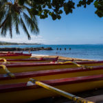Canoes_Kihei Beach Resort_