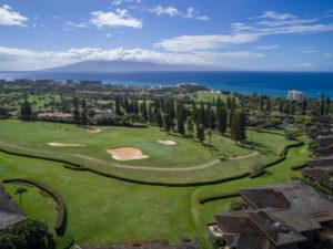 Kaanapali West Maui Aerial Views