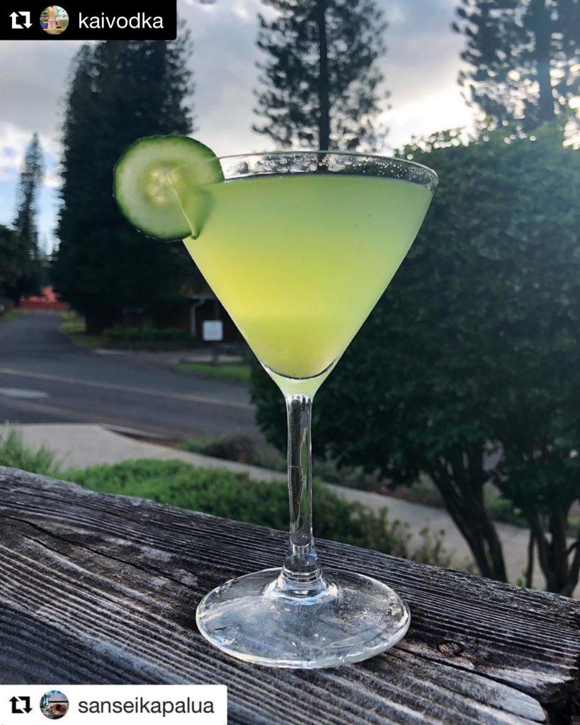 Kapalua Sansei Martini
