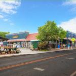 Street view of Honokowai Farmers Market in the Napili Kahana Honokowai Community