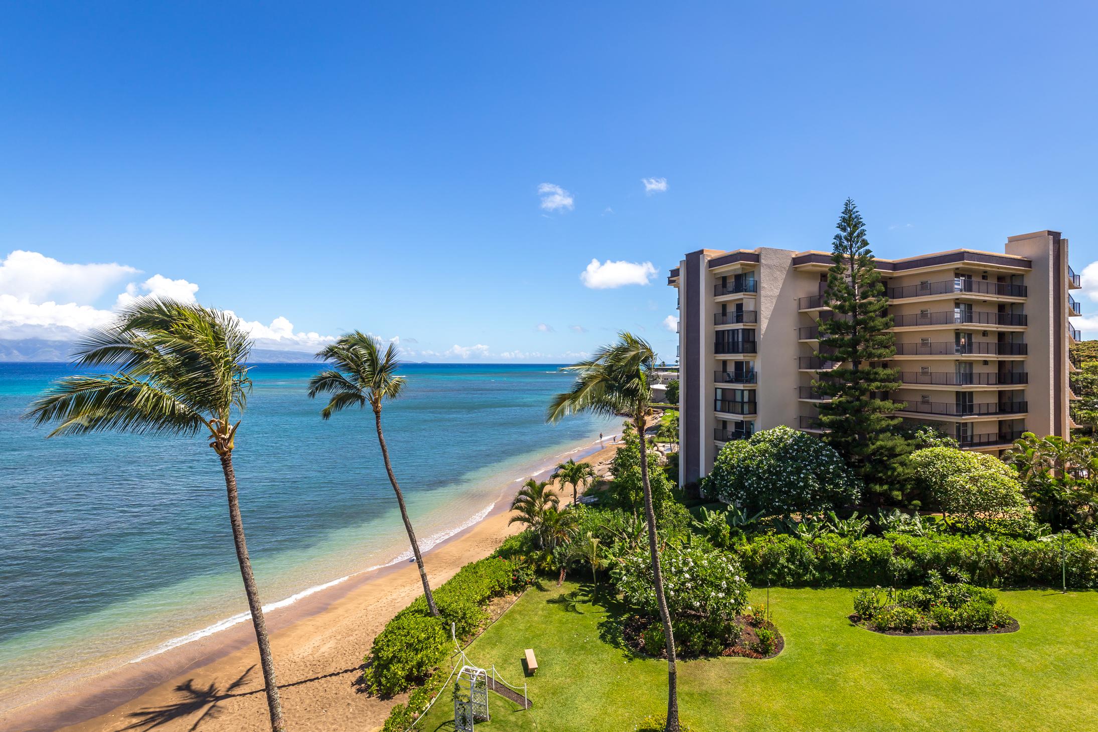 Kahana Bay Maui