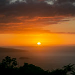 Country Sunset Maui